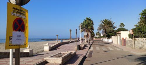 Almería limpieza intesiva barrios