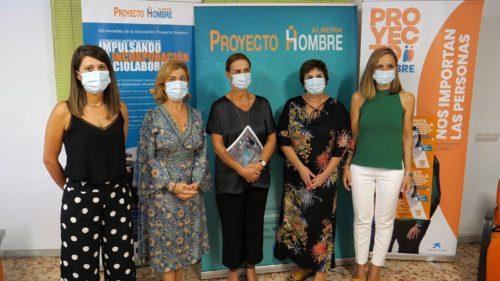 Memoria proyecto Hombre Almería
