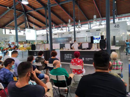 Almería gastronomía Bruno Espejo