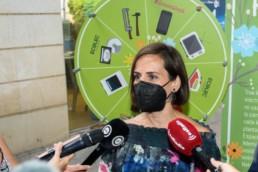 Agresión operarios limpieza Almería