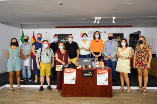 Día mundial tapa Almería