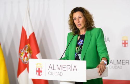 María Vázquez Ayuntamiento Almería