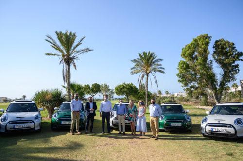 Almería convenio turismo MINI