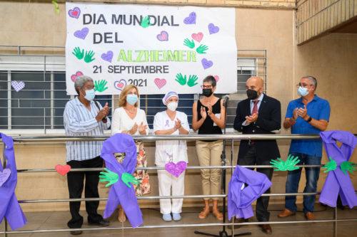 Día mundial alzheimer Almería