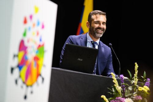 Alcalde Almería Foro Paz