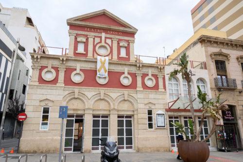 Lazo Cáncer infantil Almería