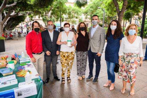 Mesa Alzheimer alcalde Almería