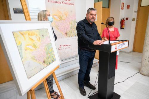 plano Almería Fernando Guillamas