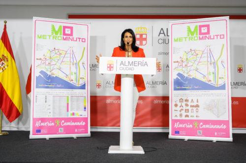 Almería movilidad MetroMinuto
