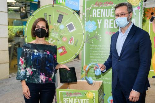 Almería reciclaje semana greenweek