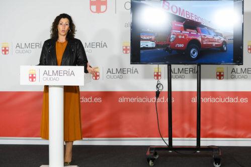 Ayuntamiento Almería planificación Vázquez