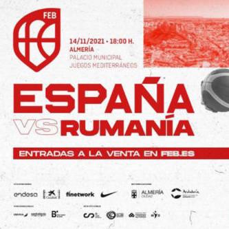 Eurobasket Almería España-Rumanía