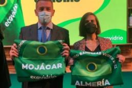 Almería Bandera verde Ecovidrio