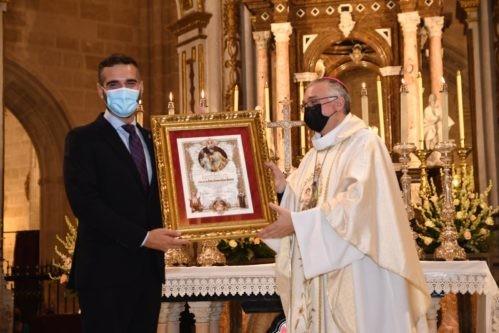 Alcalde Almería bendición San José