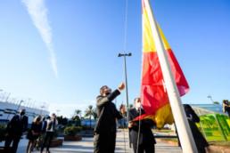 Homenaje víctimas terrorismo Almería