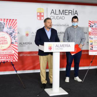 Festival Comedia Almería ciudad